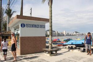 A Prefeitura de Guarujá, por meio da Secretaria de Turismo (Setur) inaugurou o Posto de Informações Turísticas (PIT) das Astúrias