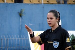 Ana Paula Oliveira, ex-assistente e desde 2014 coordenadora nacional de instrução da CBF.