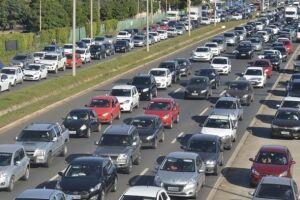 A data vale para veículos com placas de final 1. Do dia 9 ao 22, os proprietários de veículos com placas com os outros finais deverão efetuar seus pagamentos