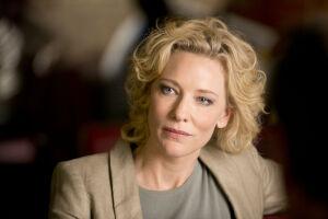 A atriz australiana, Cate Blanchett é uma das estrelas de Hollywood que mais se empenha na luta contra o assédio sexual