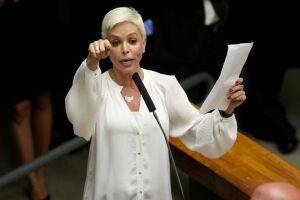 """A parlamentar fluminense disse estar """"confiante"""" de que conseguirá tomar posse no cargo"""
