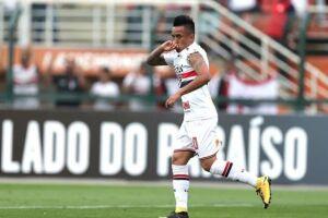 O meia deve ficar de fora contra o São Bento, na próxima quarta (17)