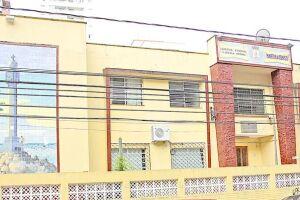 Escola Estadual Martim Afonso, em São Vicente