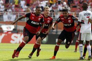 O Flamengo conquistou o seu quarto título da Copinha com o gol do garoto Wendel