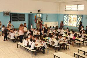 Escolas municipais Santos de abrem vagas remanescentes a partir do dia 11