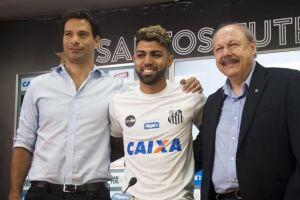 Em suas primeiras palavras neste retorno ao time, Gabriel fez declarações de amor ao Santos