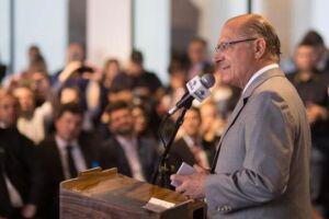 A possibilidade de haver mais de um candidato não agrada Alckmin