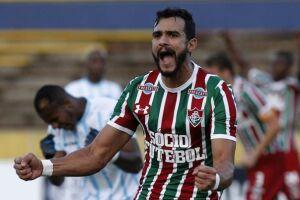O presidente do Corinthians, Roberto de Andrade, confirmou na tarde desta terça-feira (9) o interesse alvinegro pelo centroavante Henrique Dourado