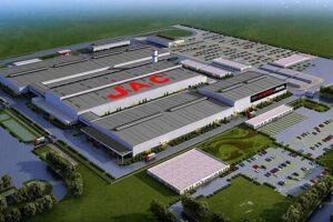 A chinesa JAC, que vai montar dois utilitários em Goiás a partir de 2019, aproveita o fim das cotas para trazer veículos mais em conta