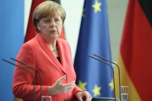 A sigla de Merkel não conquistou cadeiras suficientes no governo e precisou montar uma coalizão