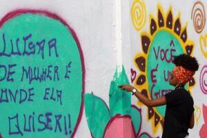 Brasil é um dos países com maior índice de denúnicas de violência contra as mulheres.