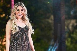 A cantora Naiara Azevedo promete tirar o fôlego dos fãs nesta sexta-feira (12)