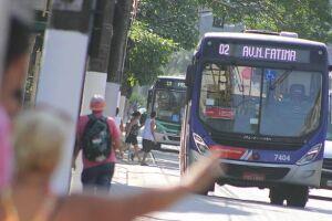 Tarifas dos ônibus metropolitanos serão reajustadas na Baixada Santista