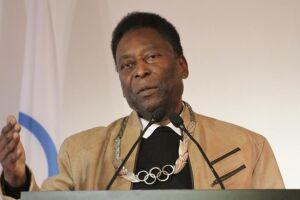 Pelé cancelou sua participação em uma homenagem que ele receberia em Londres no próximo domingo (21)
