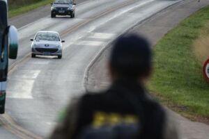 A Operação intensificou a fiscalização nas rodovias federais dos estados que fazem fronteira com a Bolívia, Argentina e o Paraguai