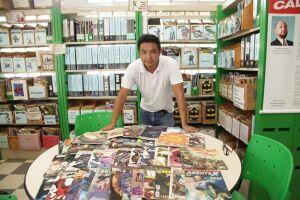 Fábio Tatsubô, foi escolhido como um dos premiados do 34º Troféu Angelo Agostini na categoria Jayme Cortez
