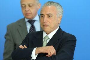 Temer deve viajar nesta semana a São Paulo, para realizar uma nova bateria de exames no Hospital Sírio-Libanês