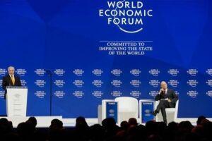 É primeira vez que Temer participa do Fórum Econômico Mundial