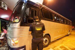 69 trafegavam sem a licença exigida para o transporte de passageiros no Estado de São Paulo