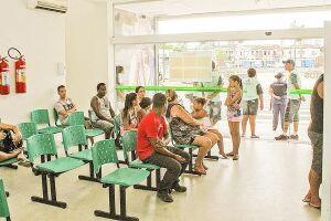 Em Santos, a meta é vacinar toda a população - 420 mil pessoas