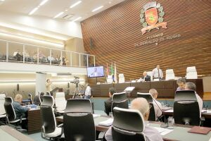 A Câmara adiou a votação de três projetos
