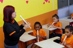 O Programa Cubatão Sinfonia está com inscrições abertas