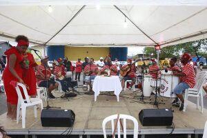 Neste mês de fevereiro, o Terreirão do Samba chega a sua 8ª edição
