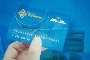 Cadastramento para Cartão Reforma encerra dia 28
