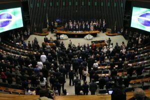 Ano legislativo do Congresso Nacional começou no dia 5