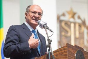 Alckmin apontou que, no início de um governo, deputados e senadores sofrem menos pressão para aprovar medidas consideradas impopulares