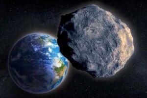 O asteroide 2018 CB passa hoje (9), às 20h30 (horário de Brasília), bem próximo da Terra