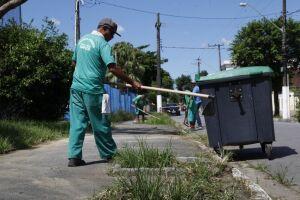 A Operação Cuidando de Santos consiste em mutirões de zeladoria