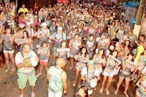 O Carnabanda segue até o dia 13, restando ainda os desfiles de 32 bandas em bairros da cidade