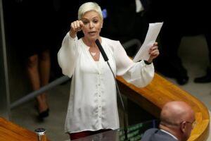 Cristiane Brasil foi nomeada ministra do Trabalho  no início de janeiro