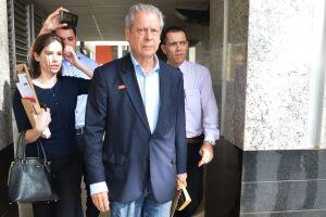 O ex-ministro já foi condenado pelo juiz Sérgio Moro em duas ações penais
