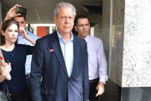 O ex-ministro José Dirceu se tornou réu pela terceira vez na Operação Lava Jato