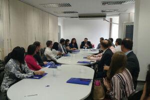 Guarujá esteve representado no encontro da Controladoria Geral do Município de São Paulo