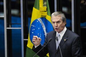 Fernando Collor de Mello (PTC-AL) confirmou sua intenção de disputar novamente o Palácio do Planalto