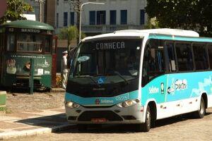 A Linha Conheça Santos Zona-Noroeste promove o primeiro passeio do ano neste domingo