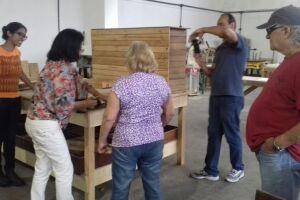 A capacitação é fruto de parceria com o Centro Paula Souza