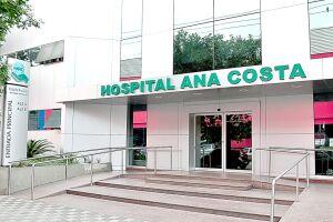 Paciente de 26 anos estava internado na UTI do hospital Ana Costa