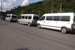 Fiscalização da Artesp avalia concessionárias e veículos de transporte coletivo