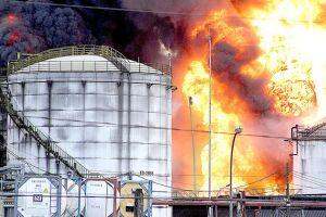 O incêndio começou no dia 2 de abril de 2015