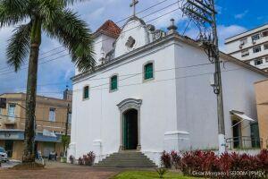 A Igreja Matriz é um dos pontos turísticos mais antigos da cidade
