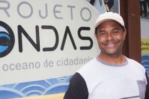 Organização Social Projeto Ondas foi fundada pelo bicampeão brasileiro Jojó de Olivença