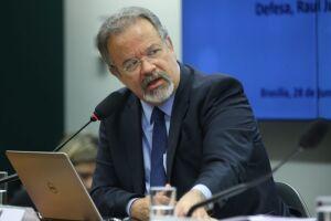 Jungmann apresentou o novo diretor-geral da Polícia Federal, Rogério Galloro