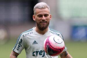 Lucas Lima participará de seu primeiro clássico entre Corinthians e Palmeiras no próximo sábado (24)