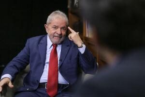 A Justiça Federal suspendeu os interrogatórios do ex-presidente Luiz Inácio Lula da Silva