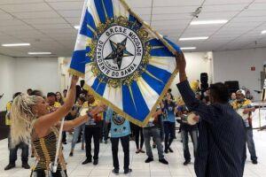 Mocidade Dependente do Samba fatura o Grupo de Acesso