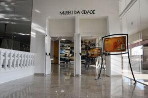 O Museu da Cidade fica na Avenida Presidente Costa e Silva, 1600, e a entrada é gratuita